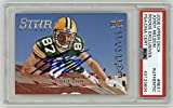2008 PACKERS Jordy Nelson signed ROOKIE card UD Exclusives RC #RE51 PSA/DNA AUTO - Football Slabbed Autographed Rookie Cards. rookie card picture