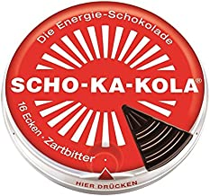 SCHO-KA-KOLA Agridulce, paquete de 5 (5 x 100 g)