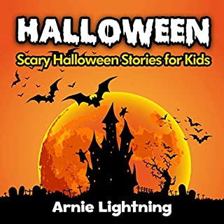 Halloween: Scary Halloween Stories for Kids audiobook cover art