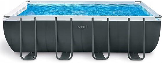 Intex Ultra XTR Frame 26356GN - Piscina rectangular (549 x 274 x 132 cm)