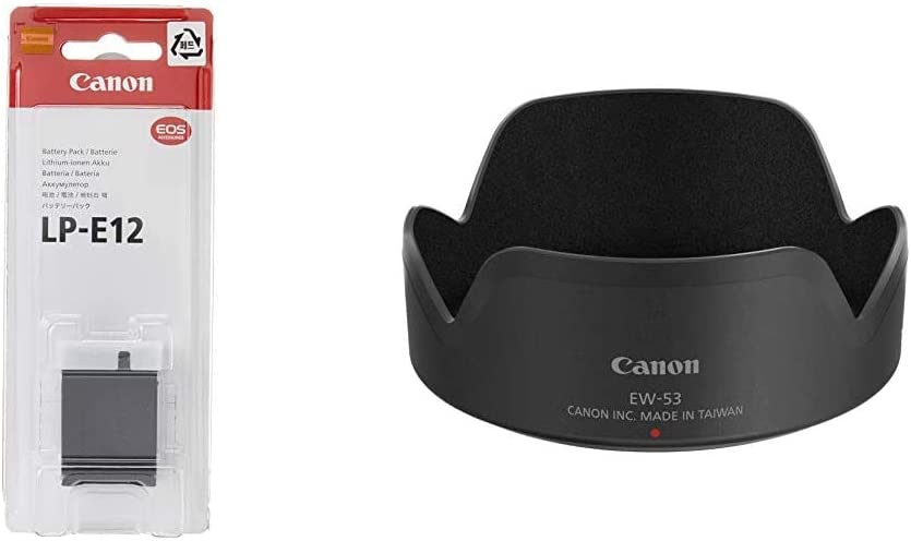 Canon Lp E12 Battery Pack For Eos M And 100d Camera Photo