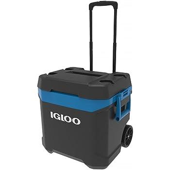 igloo(イグルー) キャスター付きクーラーボックス【マックスコール クーラーボックス62QT 58L/ラティチュード60Qtローラー56L】