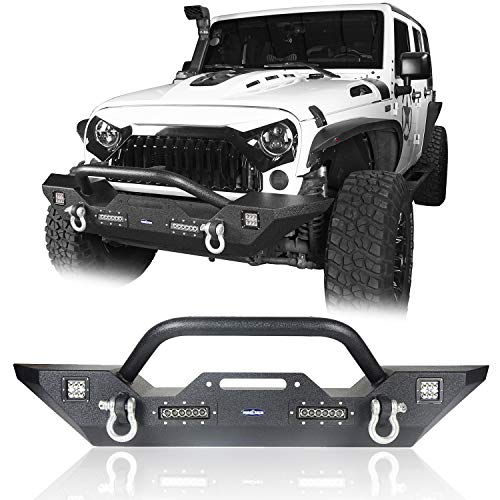 Hooke Road Different Trail Front Bumper...