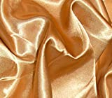 Accessories Attic Satin-Stoff in Gold, Silber, Rot,