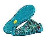 Atmungsaktive Vibram-Laufschuhe Für Den Außenbereich, Furoshiki-Wickelschuhe, Sportschuhe Für Herren Und Damen Sowie Fünf-Finger-Schuhe,Grün,L