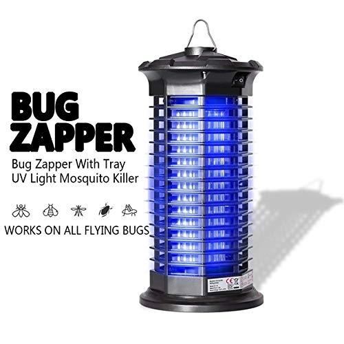 Best Indoor Mosquito Trap - Garsum Bug Zapper Electric Mosquito Killer Trap