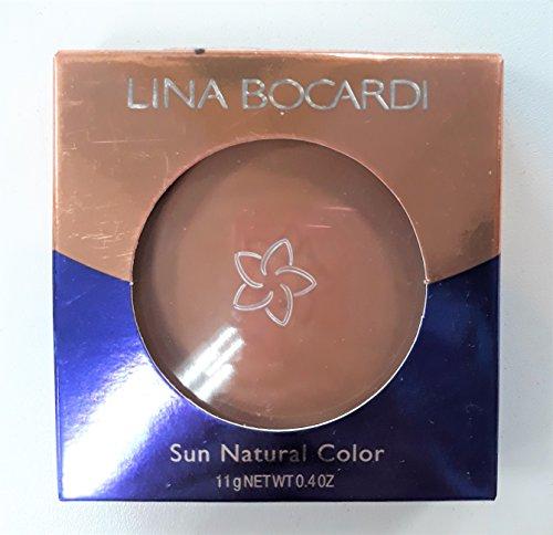 Lina Bocardi Polvos Compactos Sun Natural Color 01 11 g