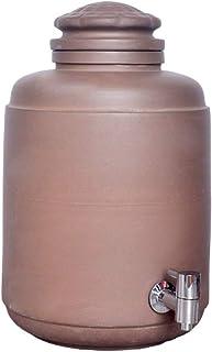 Bocal À Boisson avec Robinet Matériaux de Protection de l'environnement Alimentaire Pot À vin en Faïence Artisanal Scellé ...