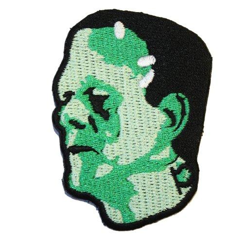 Extreme Frankenstein Monster Aufnäher Aufbügler Bügelbild