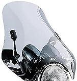 Givi A34G Windschild Universal Getönt A620 mit Kantenschutz