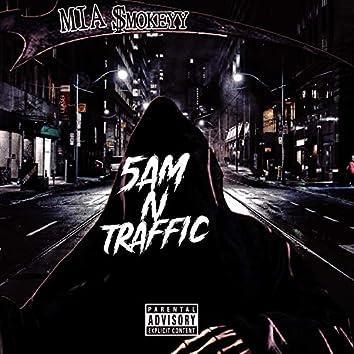 5 AM N Traffic