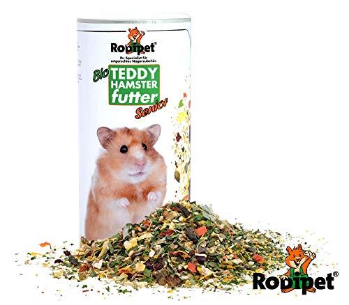 Rodipet® Bio Teddyhamsterfutter Senior 500g