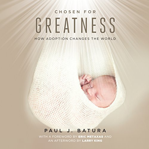 Chosen for Greatness audiobook cover art