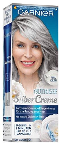 Garnier Nutrisse Silber-Creme