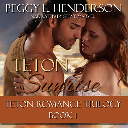 Teton Sunrise audiobook cover art