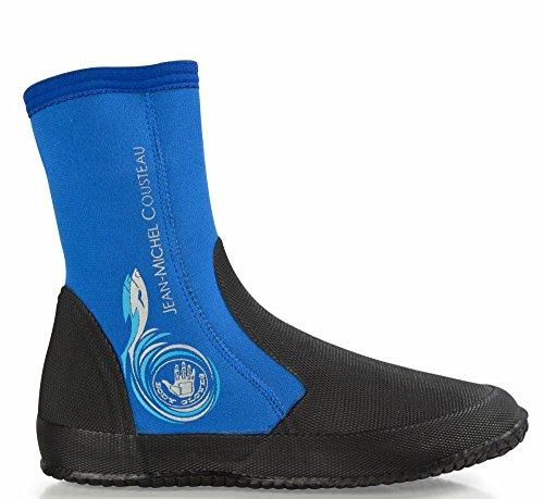 Body Glove JMC EVX 3mm Round Toe Boots, Blue, Size 12