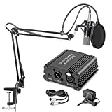 Best NEEWER Vocal Microphones - Neewer NW-700 Professional Condenser Microphone & NW-35 Suspension Review