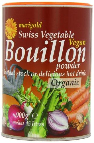 Marigold | Swiss Vegetable Bouillon - Organic | 1 X 900G