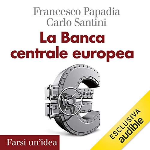 La Banca Centrale Europea copertina