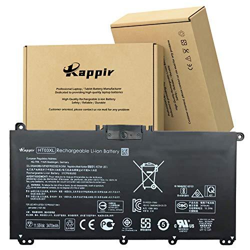 K KYUER HT03XL Batería para HP Pavilion 14-CE 14-CF 14-CK 14-CM 14Q-CS 14Q-CY 14S-CF 14S-CR 15-CS 15-DA 15-DB 15-DW 15G-DR 17-by 17-CA 240 245 246 250 255 340 348 G7 HSTNN-LB8L HSTNN-DB8S HSTNN-DB8R