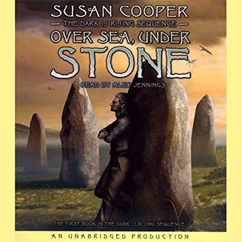 Over Sea, Under Stone audiobook cover art