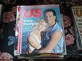 US Magazine (PATRICK SWAYZE & LISA NIEMI , Harrison Ford , Kelly McGillis ,Julie Carmen & Robert Redford)