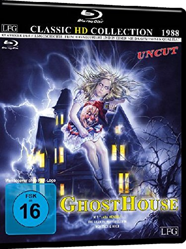 Ghosthouse - Classic HD Collection # 1 [Blu-ray]