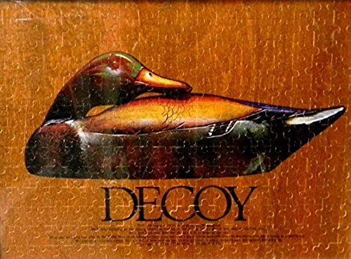 Woody Jigsaw Wooden Decoy Puzzle by Waco Products by Waco Products
