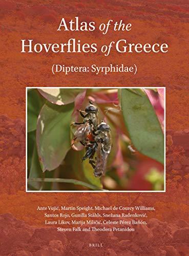Atlas of the Hoverflies of Greece: (diptera: Syrphidae)