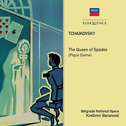 Tchaikovsky: The Queen Of Spades (Pikovaya Dama)