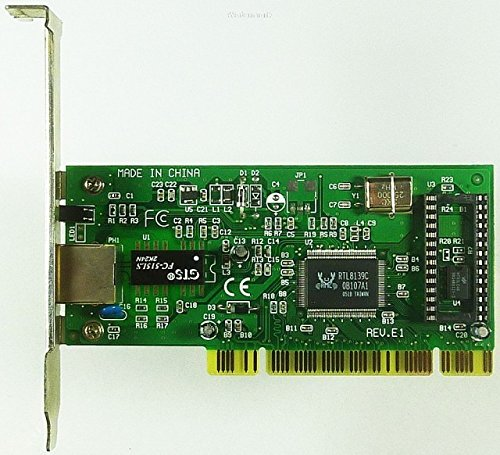PCI-Netzwerk Realtek RTL8139C 10/100 MBit ID10420