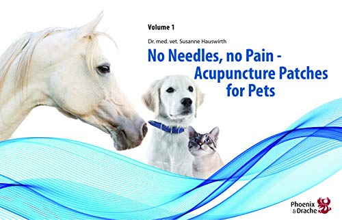 No Needles, No Pain - Acupuncture Patches for Pets