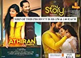 MALAYALAM NEW RELEASES VOLUME 17 : ATHIRAN / MY STORY (2 DVD SET)