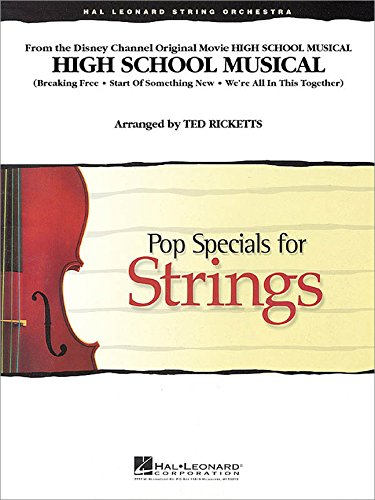 High School Musical - Orchestra - SET