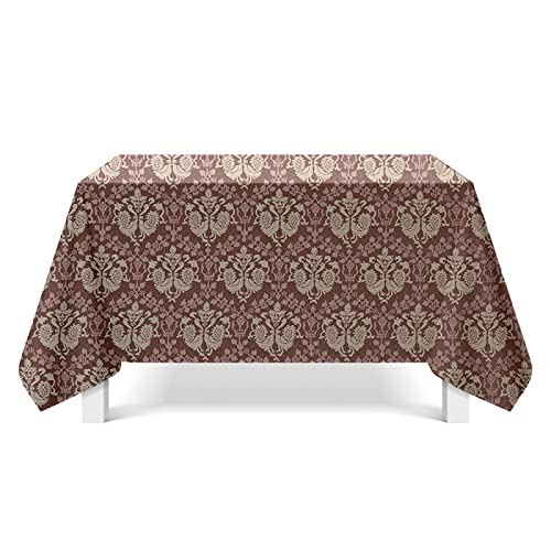 DSman Oilcloth Wipe Clean Tablecloth Pattern texture art
