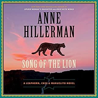 Song of the Lion audiobook cover art