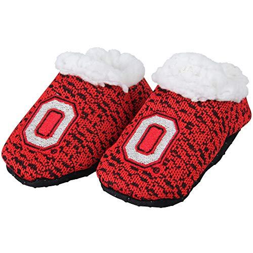 Future Tailgater Ohio State Buckeyes Baby Toe Booties