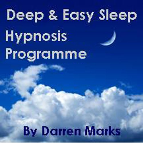 The Deep & Easy Sleep Programme audiobook cover art