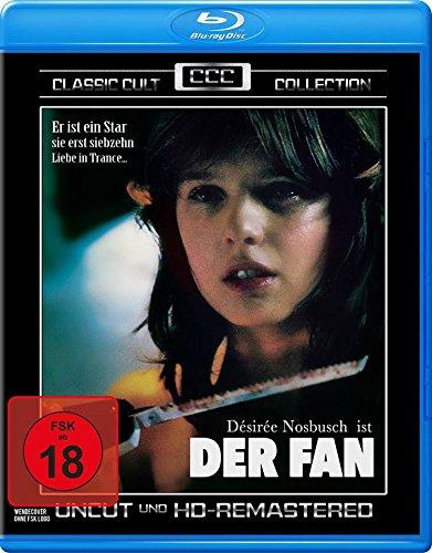 Der Fan - Uncut (Classic Cult Edition) [Blu-ray]