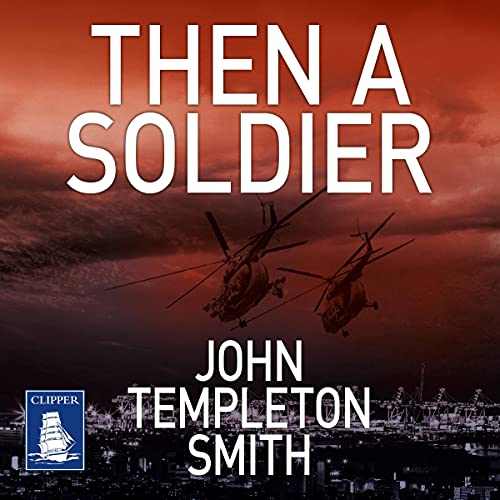 Then a Soldier cover art