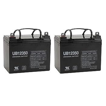 Universal Power Group UB12350 12V Battery