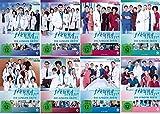 In aller Freundschaft - Die jungen Ärzte: Staffel 1-4 (56 DVDs)