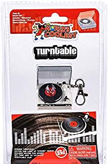 DollarItemDirect Super Worlds Coolest Turntable, Case of 48