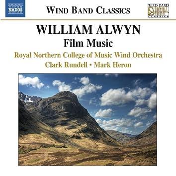 Alwyn: Film Music arranged for Wind Band