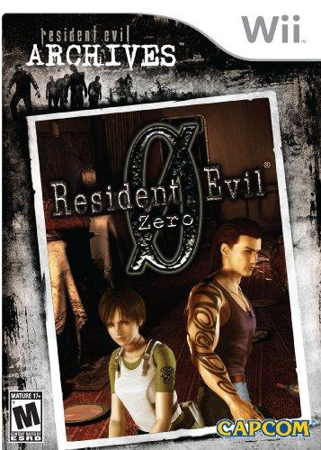Resident Evil Archives: Resident Evil Zero by Capcom