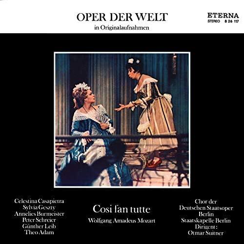 Staatskapelle Berlin, Chor Der Staatsoper Berlin, Peter Schreier, Theo Adam & Otmar Suitner