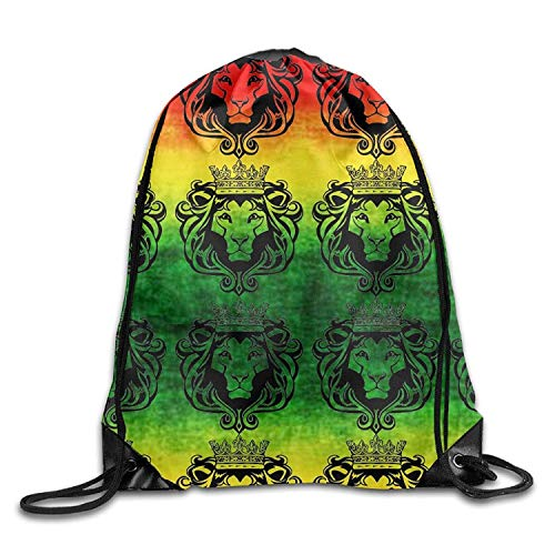 Yuanmeiju Hawaiian Luau Party Unisex Drawstring Backpack Travel Sports Bag Drawstring Beam Port Backpack.