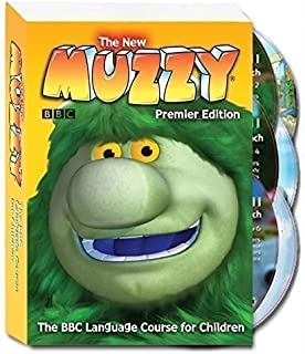 Learning Spanish for Kids Sets - Teaching Children and Toddlers with the New Muzzy Premier Edition