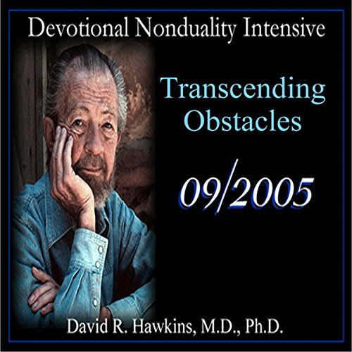 Devotional Nonduality Intensive: Transcending Obstacles audiobook cover art