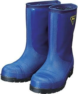 シバタ工業 冷蔵庫内作業用長靴-40℃ NR021 ネイビー